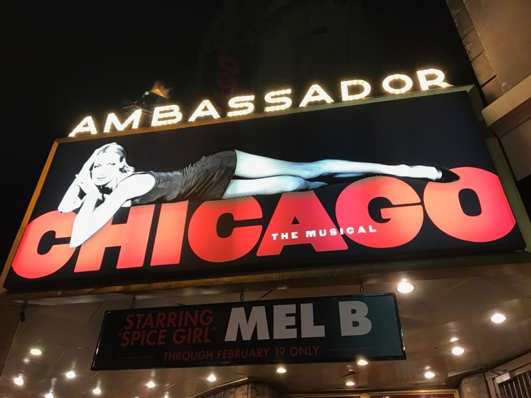 Chicago Ambassador sign